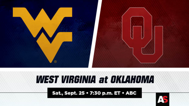 West Virginia Mountaineers vs. Oklahoma Sooners Prediction and Preview