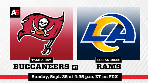 Tampa Bay Buccaneers vs. Los Angeles Rams Prediction and Preview