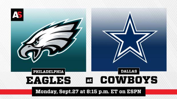Monday Night Football: Philadelphia Eagles vs. Dallas Cowboys Prediction and Preview