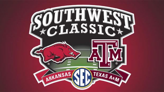 Southwest Classic: Arkansas Razorbacks vs. Texas A&M Aggies