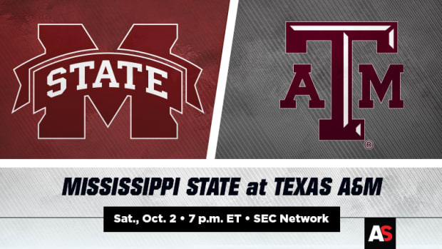 Mississippi State Bulldogs vs. Texas A&M Aggies Football Prediction and Preview