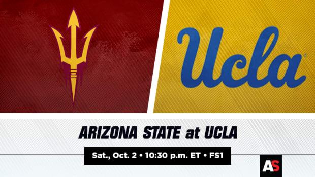 Arizona State Sun Devils vs. UCLA Bruins Football Prediction and Preview