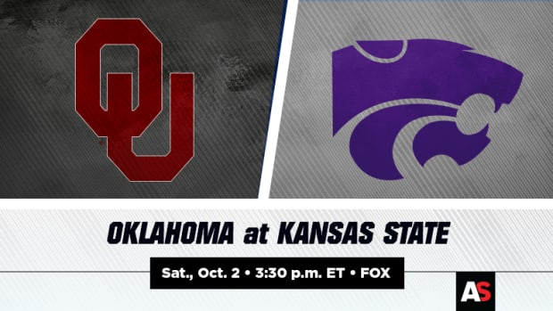 Oklahoma Sooners vs. Kansas State Wildcats Football Prediction and Preview