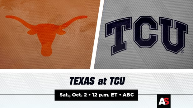 Texas Longhorns vs. TCU Horned Frogs Football Prediction and Preview
