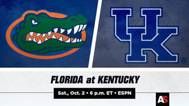 Florida Gators vs. Kentucky Wildcats Football Prediction and Preview