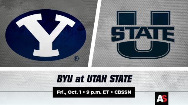 BYU Cougars vs. Utah State Aggies Football Prediction and Preview