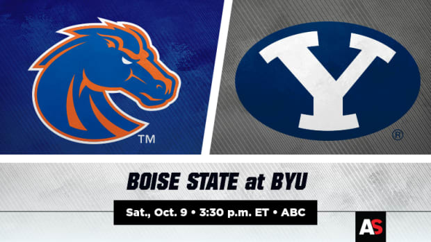 Boise State Broncos vs. BYU Cougars Football Prediction and Preview