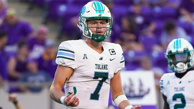 Michael Pratt, Tulane Green Wave Football