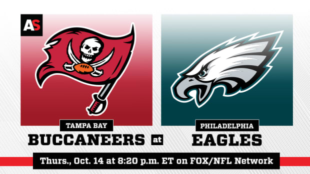 Thursday Night Football: Tampa Bay Buccaneers vs. Philadelphia Eagles Prediction and Preview