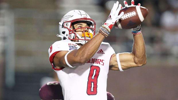 Jalen Tolbert, South Alabama Jaguars Football