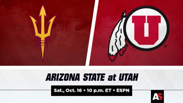 Arizona State Sun Devils vs. Utah Utes Football Prediction and Preview