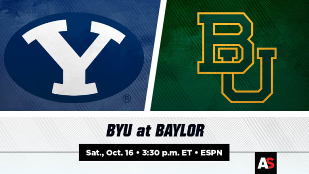 BYU Cougars vs. Baylor Bears Football Prediction and Preview