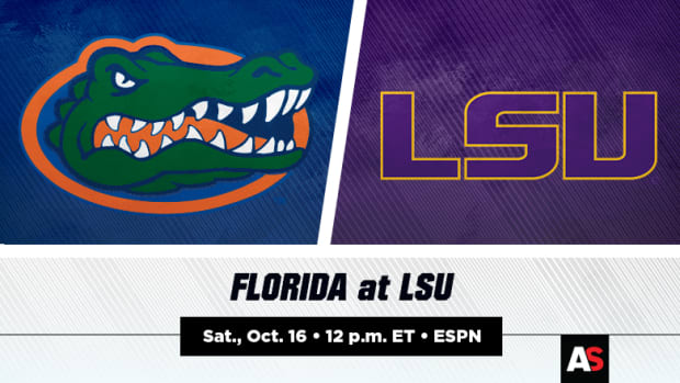 Florida Gators vs. LSU Tigers Football Prediction and Preview