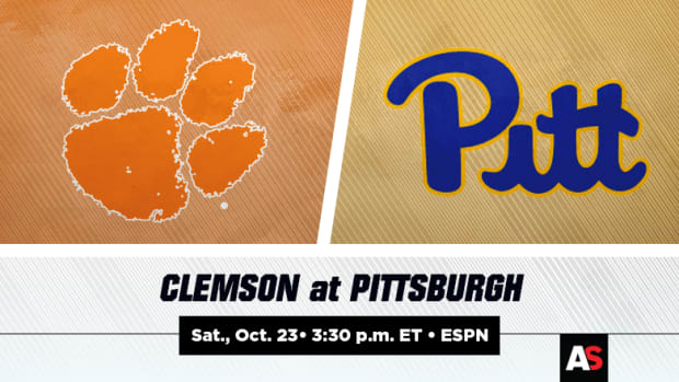 Clemson Tigers vs. Pittsburgh Panthers Football Prediction and Preview