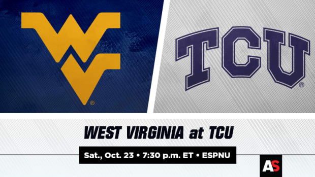West Virginia Mountaineers vs. TCU Horned Frogs Football Prediction and Preview