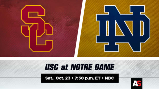 USC Trojans vs. Notre Dame Fighting Irish Football Prediction and Preview
