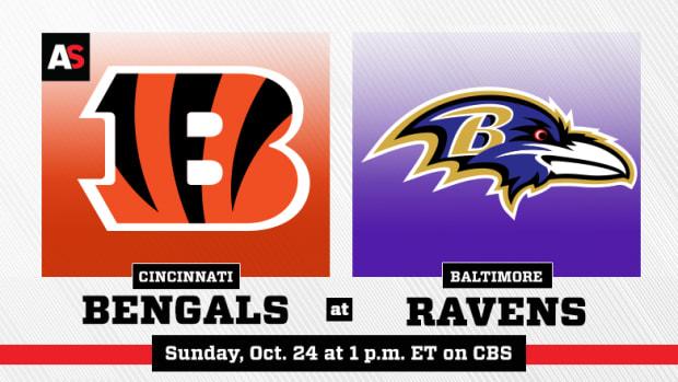 Cincinnati Bengals vs. Baltimore Ravens Prediction and Preview