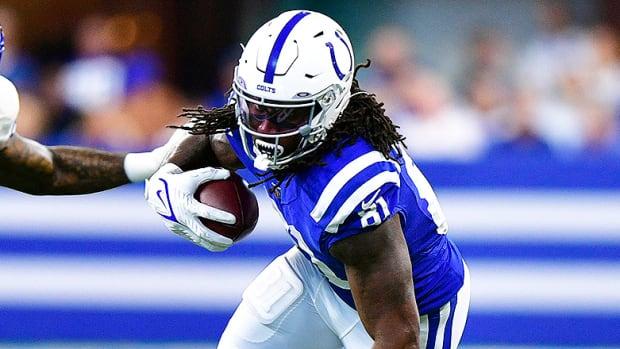 Mo Alie-Cox, Indianapolis Colts