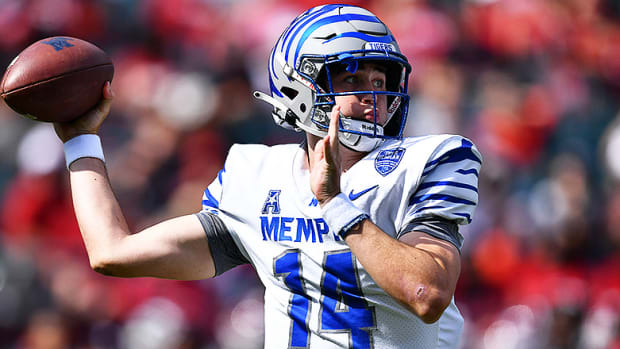 Seth Henigan, Memphis Tigers Football