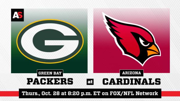 Thursday Night Football: Green Bay Packers vs. Arizona Cardinals Prediction and Preview