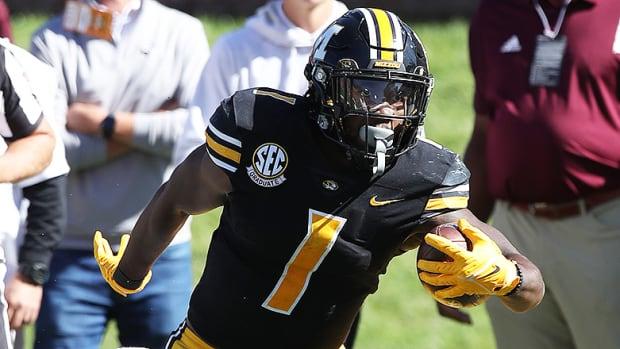 Tyler Badie, Missouri Tigers Football