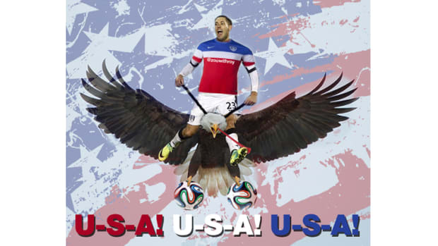 15 Super-American Images to Get You Pumped For USA-Germany World Cup