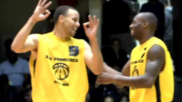'Ball Is Life' Releases Awesome Steph Curry Mixtape