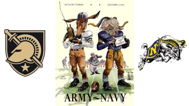 The Army-Navy Game During World War II