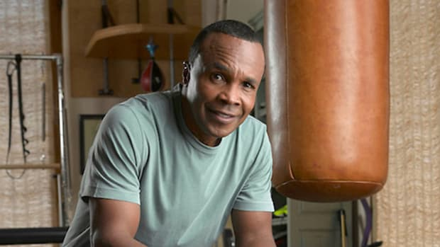 Sugar Ray Leonard Talks Life After Boxing