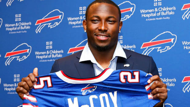 LeSean McCoy on Chip Kelly: He Got Rid of the 'Good Black Players'