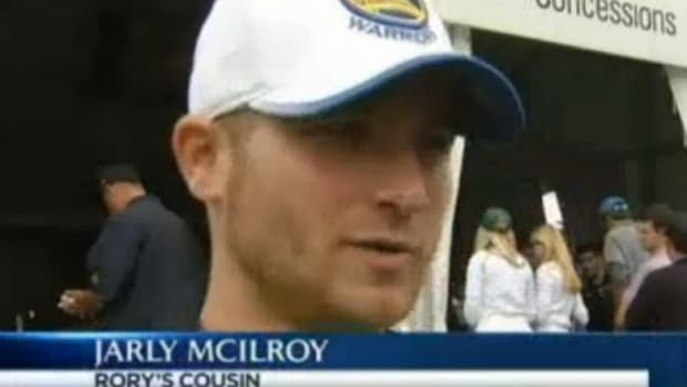 Random Guy Pretends to be Rory McIlroy's Cousin