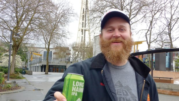 Redhook Ale Brewery's Nick Crandall