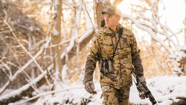 Hunting with Adam Vinatieri
