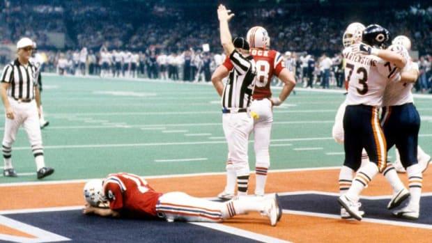 Super Bowl XX Chicago Bears New England Patriots