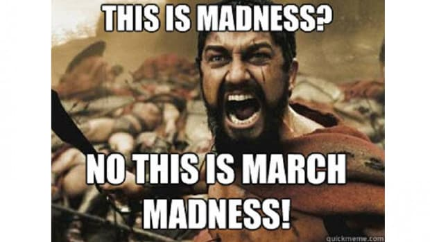 68 Funny March Madness Bracket Team Names