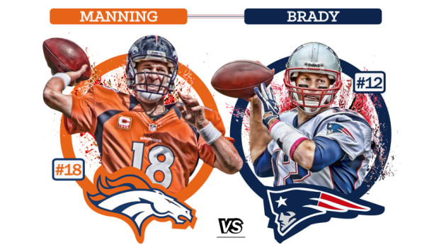 Ranking the 5 Most Memorable Brady-Manning Games