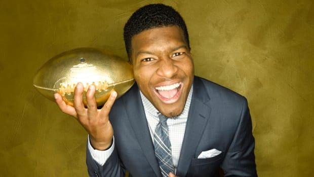 Jameis Winston Talks NFL Draft and Tampa Bay Buccaneers