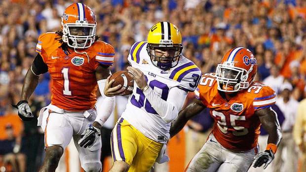 5 Greatest Games in Florida vs. LSU Rivalry History