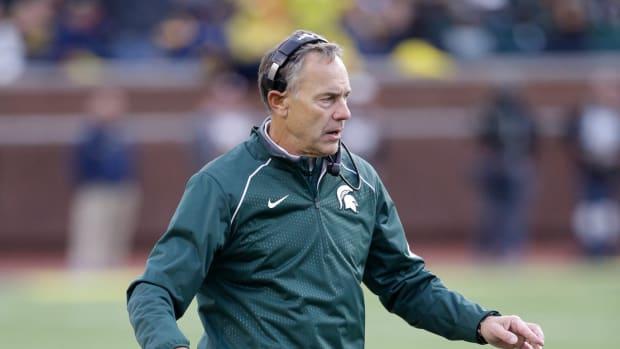 Michigan State coach