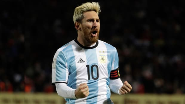 2018 FIFA World Cup: Messi
