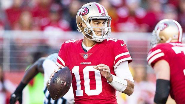 Jimmy Garoppolo, 49ers quarterback