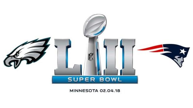 Super Bowl LII (52) Philadelphia Eagles vs. New England Patriots
