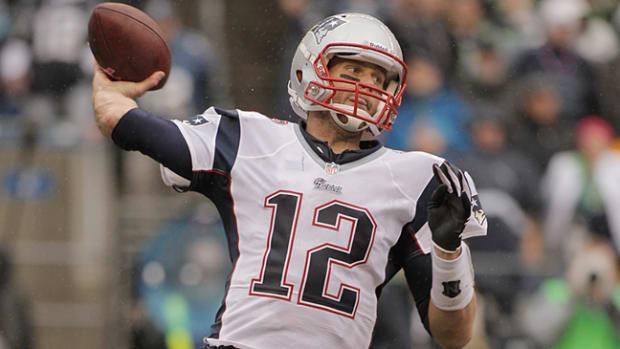 Tom Brady broke several NFL QB records