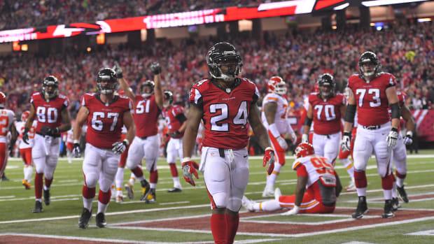 Atlanta Falcons Fantasy Football Team Names