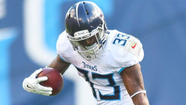 DraftKings FanDuel Best Lineups for Week 11 NFL Daily Fantasy Football: Dion Lewis