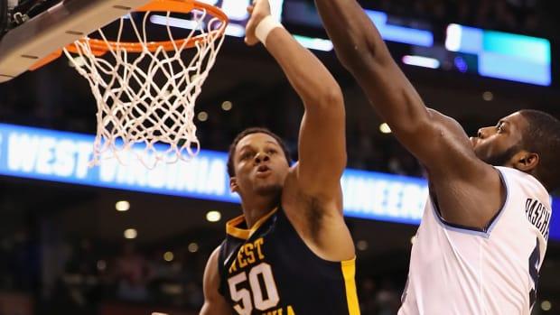 West Virginia Basketball: Sagaba Konate