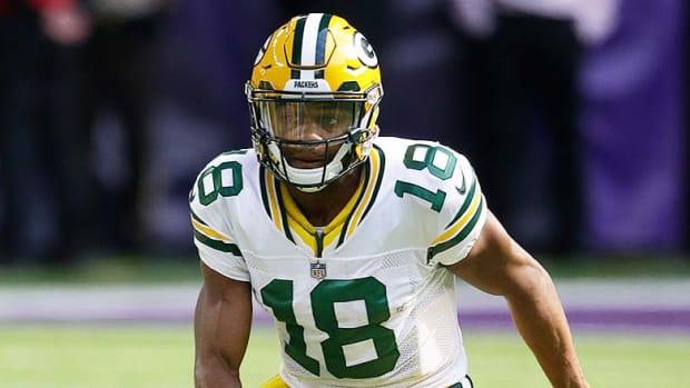 NFL Injury Report: Randall Cobb