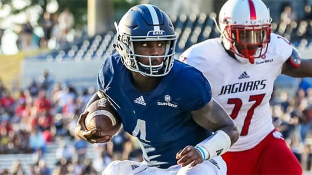 Georgia Southern Eagles vs. Texas State Bobcats Prediction and Preview
