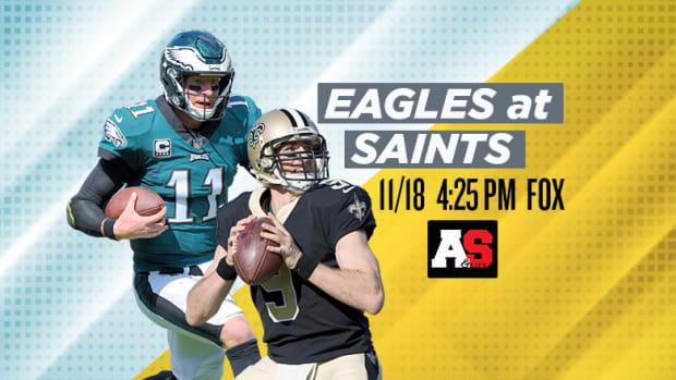 Philadelphia Eagles vs. New Orleans Saints  Prediction and Preview