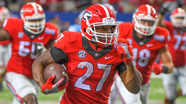 Podcast: College Football Week 4
